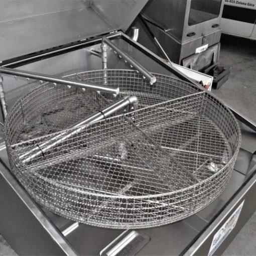 Kosz do myjki dzielony na komory