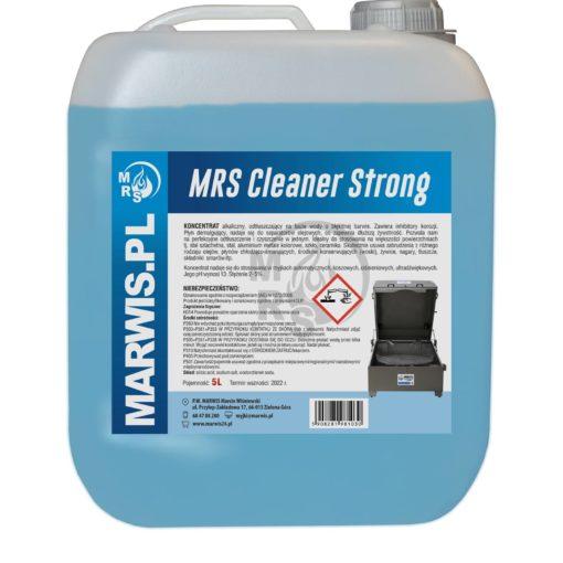 Koncentrat MRS Cleaner STRONG