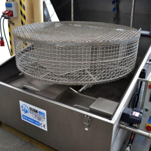 Myjka automatyczna MRS 1200 z wymiennymi koszami