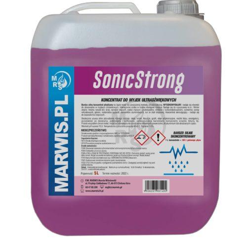 Koncentrat do myjek ultradźwiękowych Sonic Strong