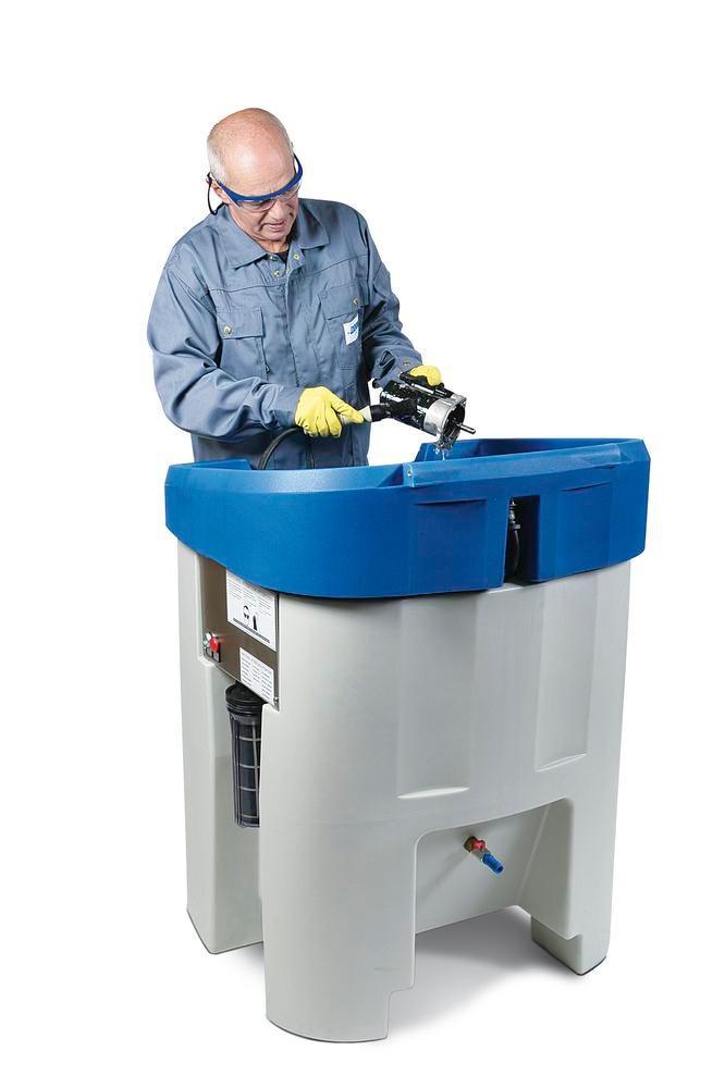 Kompaktowy stół myjący BIO.X B200