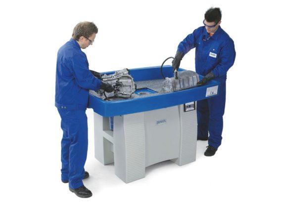 Urządzenie do mycia części bio.x C800 komplet