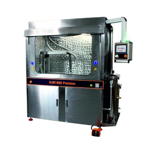 Maszyna do czyszczenia filtrów cząstek stałych DPF/FAP