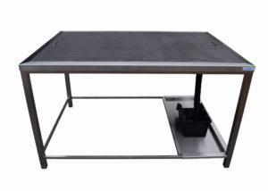 stół ociekowy INOX