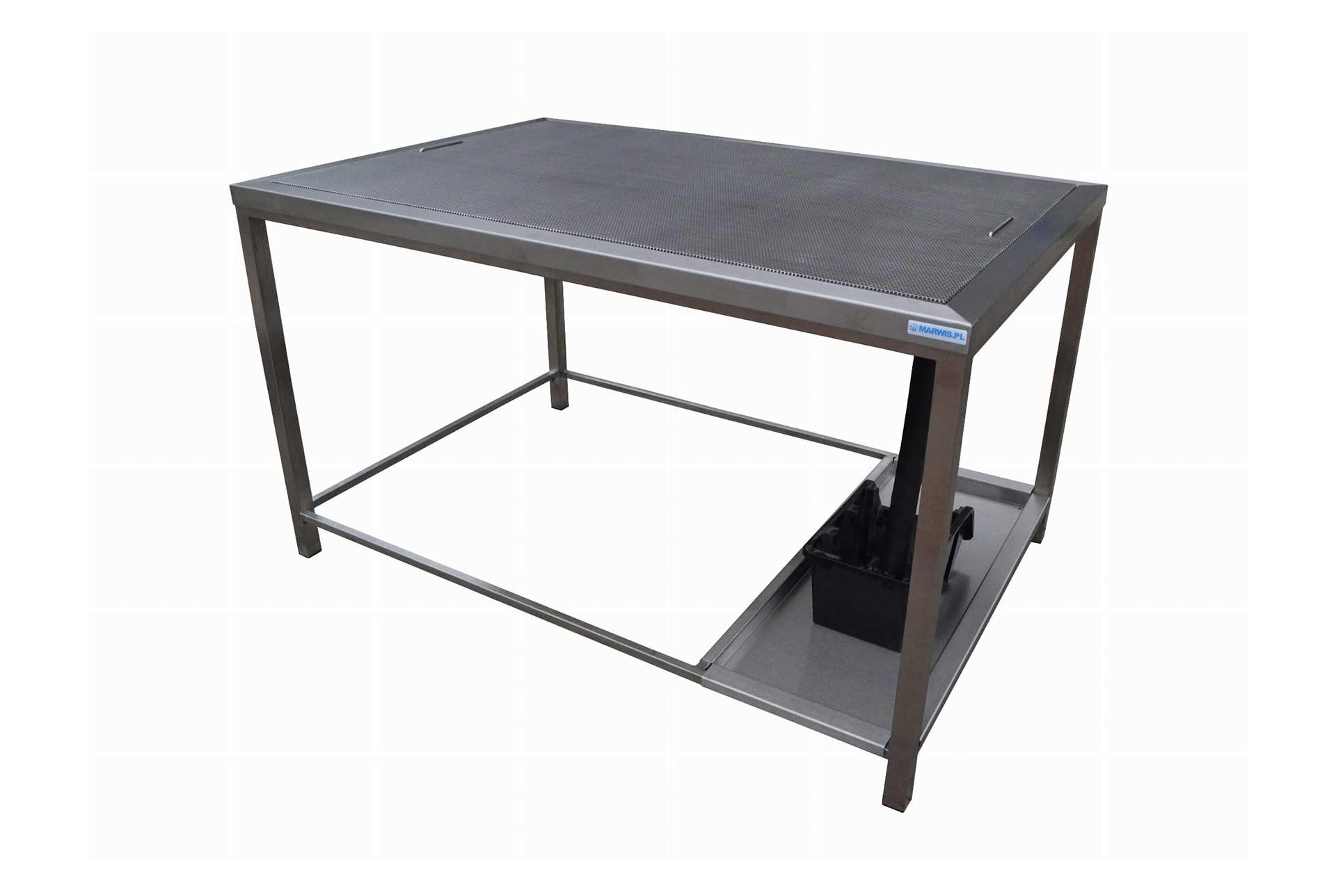 stół ociekowy INOX do demontażu