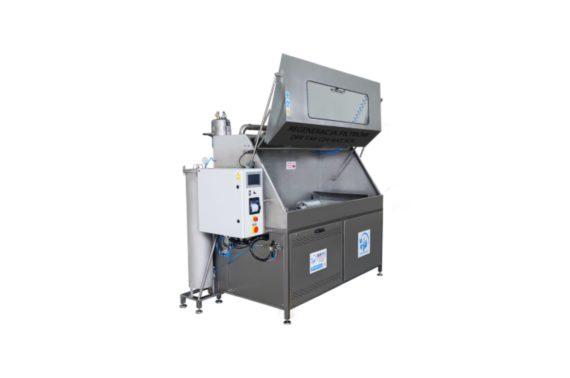 Urządzenie do regeneracji Filtrów cząstek stałych DPF Hydro Lux