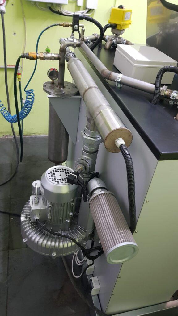 Myjka do czyszczenia filtrów DPF MDM 4